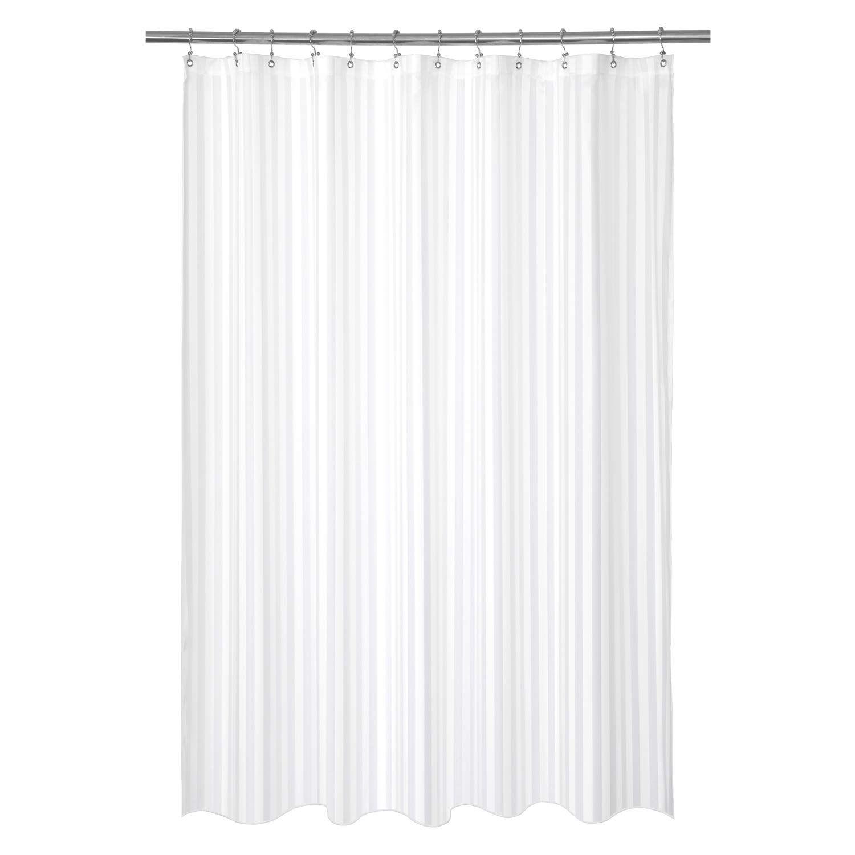 Barossa Design Waterproof Fabric Shower Curtain Or Liner Standard