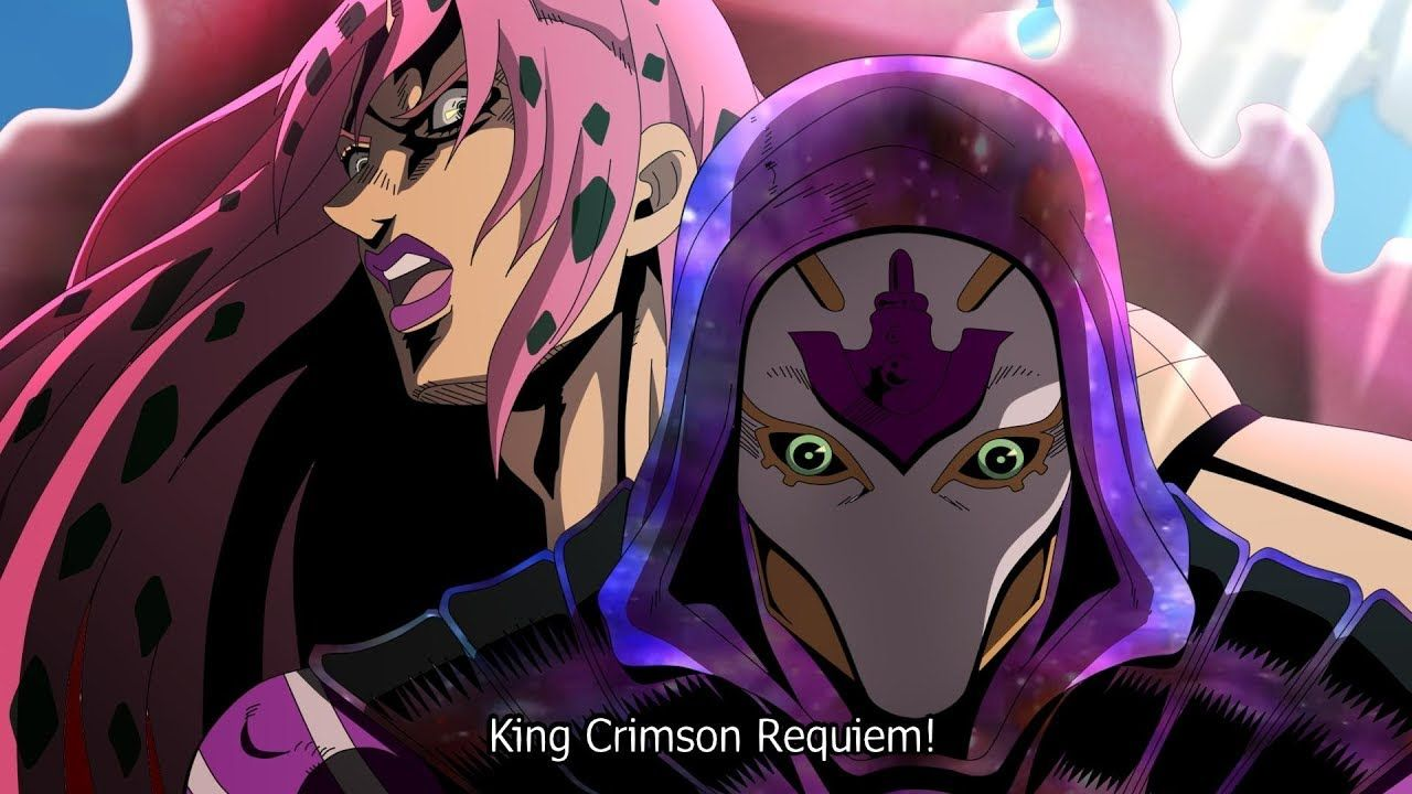 Pin By Rahyann On Jojo S Bizarre Adventure King Crimson Anime Jojo Bizzare Adventure Every day new 3d models from all over the world. king crimson anime jojo bizzare adventure