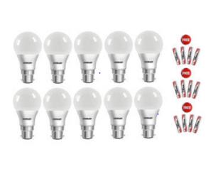 BeOn LED smart light bulbs