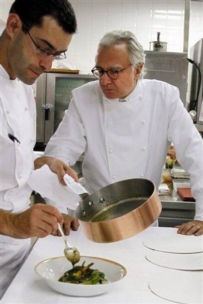 alain ducasse in paris restaurant foodies world pinterest chef de cuisine art culinaire. Black Bedroom Furniture Sets. Home Design Ideas