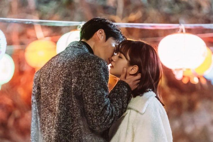 """5 Romantic Episode Ending Scenes Of Jang Ki Yong And Hyeri In """"My Roommate Is A Gumiho"""""""