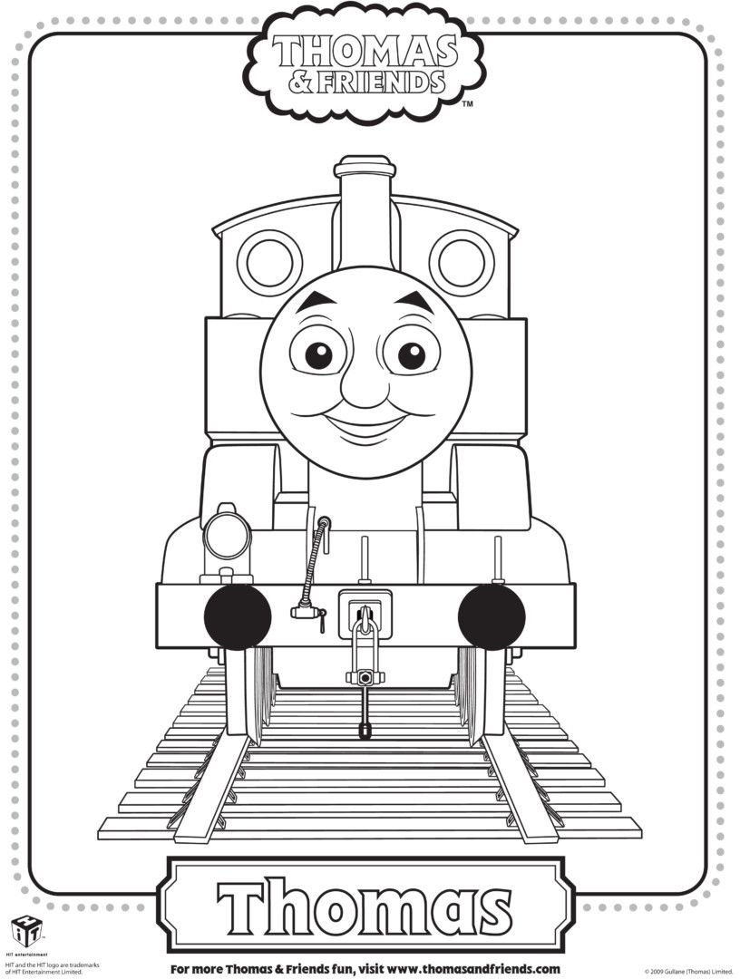 Pin de julia en Colorings | Pinterest | Tren thomas, Cumpleaños y Tren