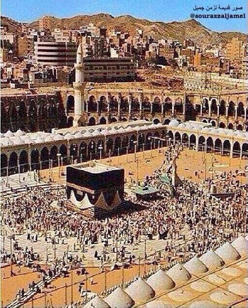 الحرم المكي قديما History Of Islam Islamic Heritage Beautiful Mosques