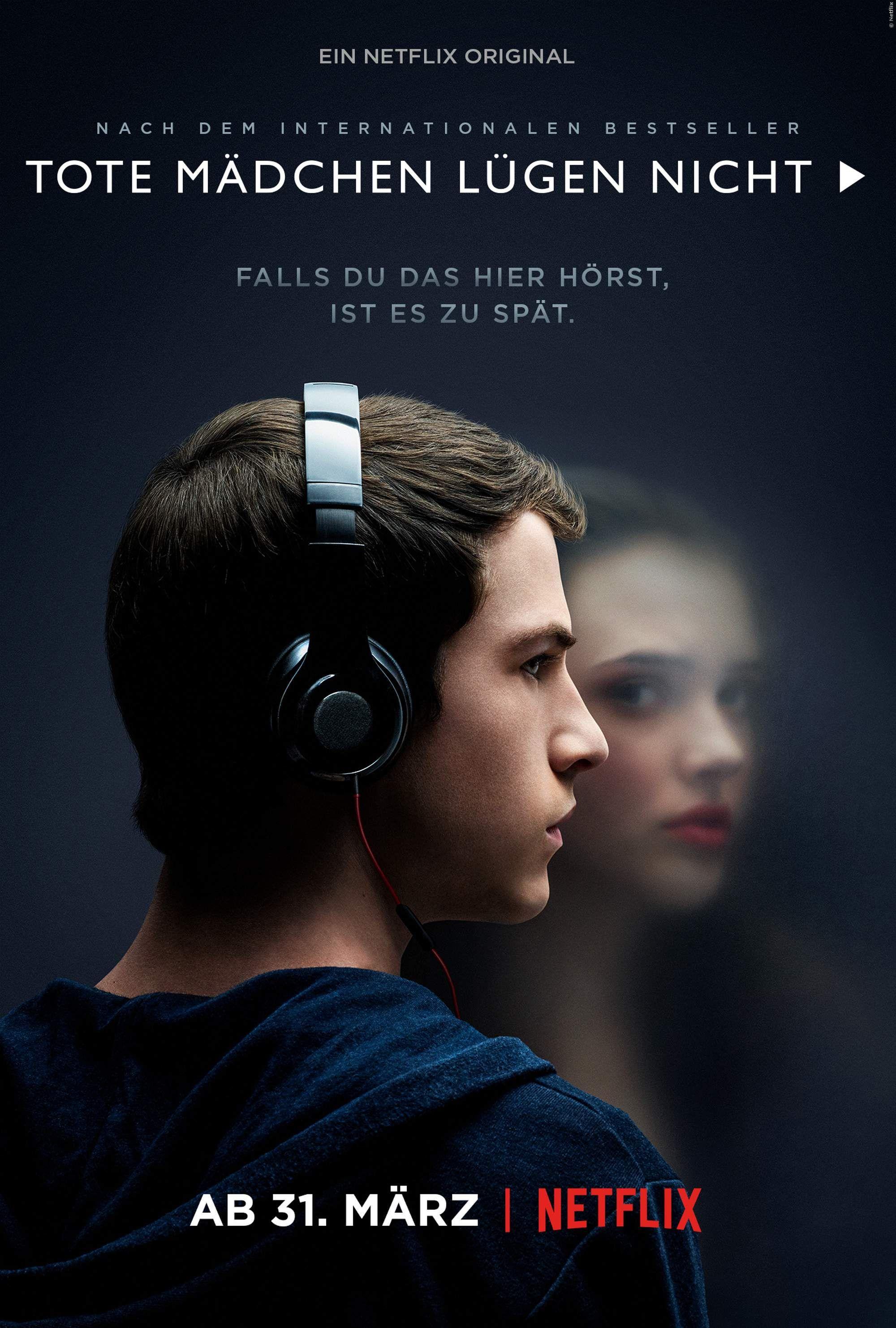 Netflixserie Trailer Mdchen Erster Nicht Neuen Tote Lgen
