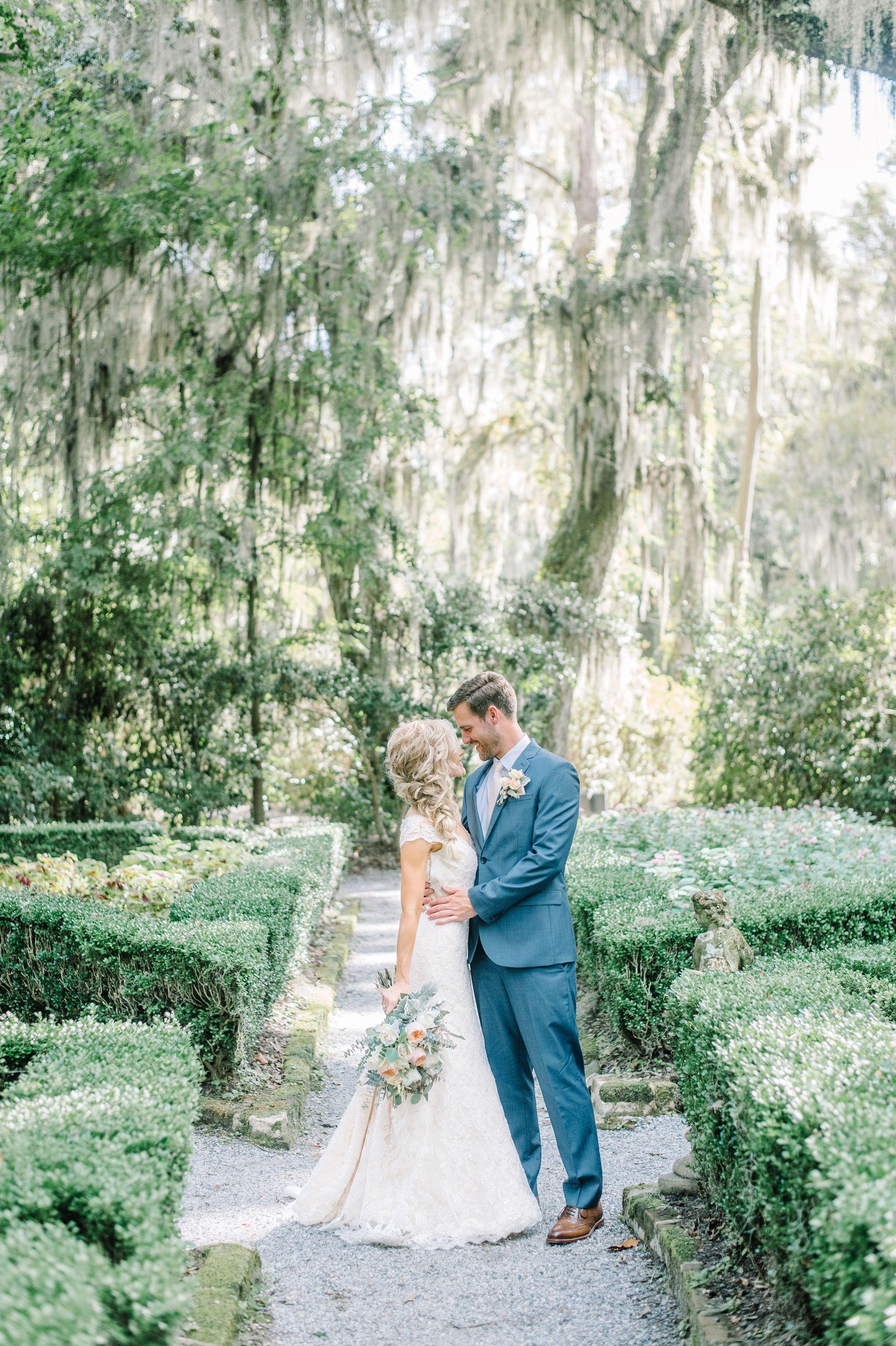 Jeremiah + Shelby's Magnolia Veranda Wedding (With images