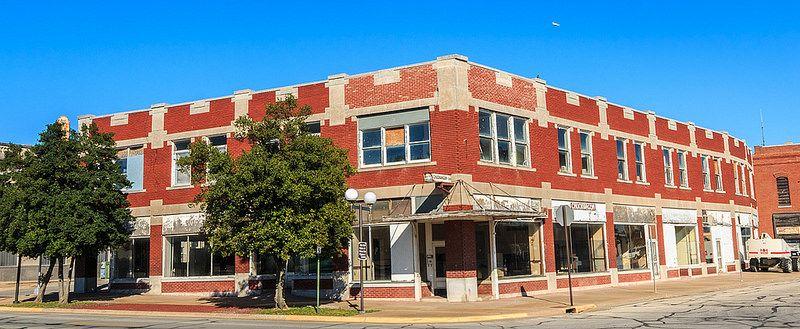 Chuckwagon Cafe Coffeyville Kansas Coffeyville Kansas Kansas Photography