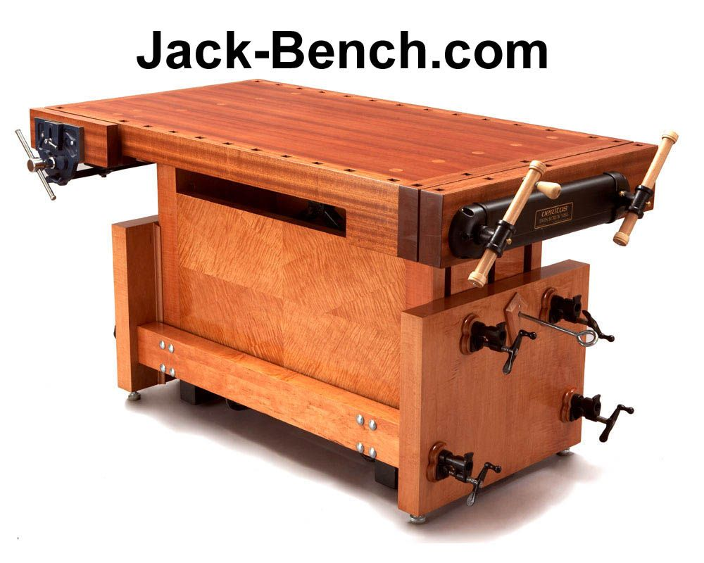 Best Adjustable Height Diy Workbench Plans With Images