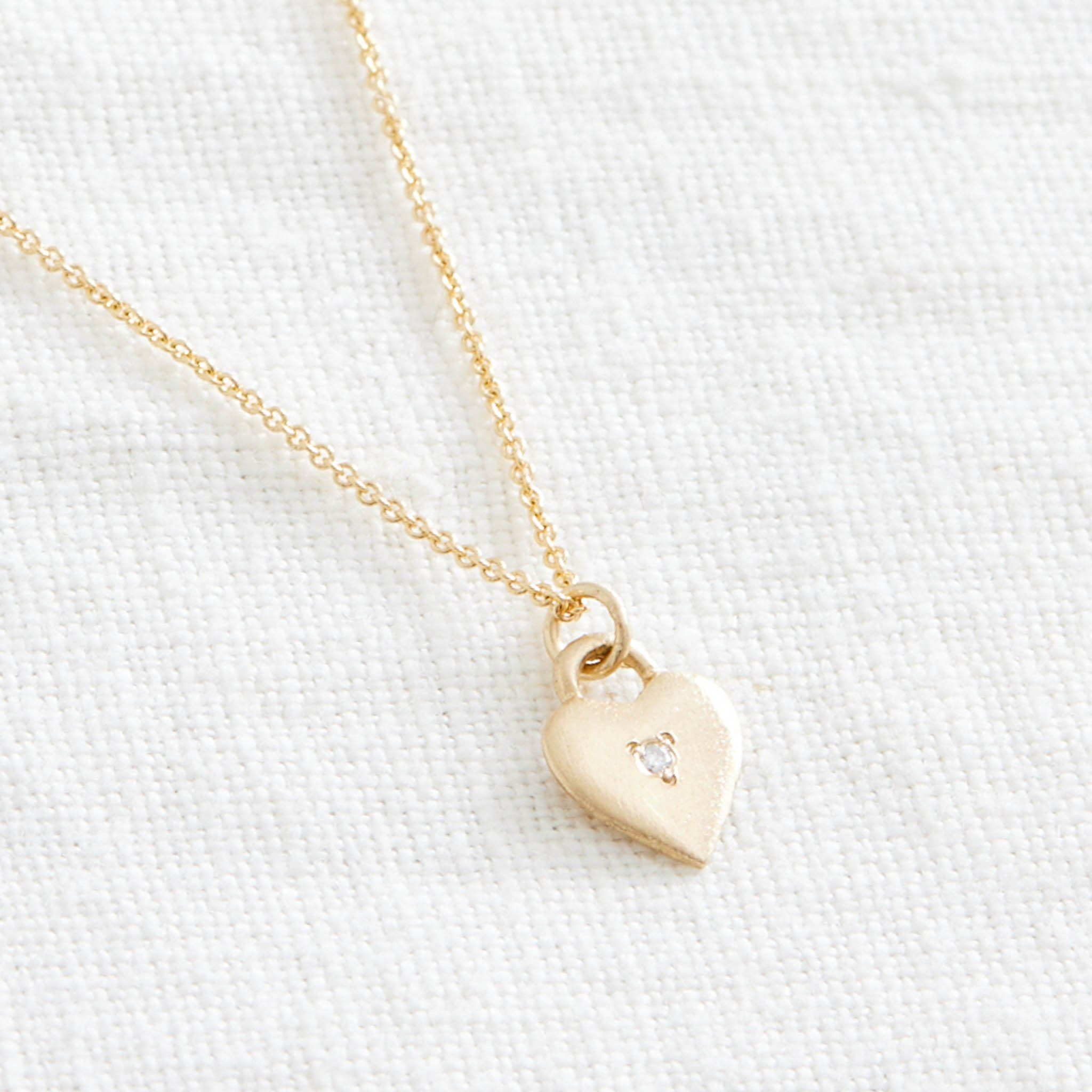 14k Love Necklace In 2021 Love Necklace Engraved Necklace Heart Pendant