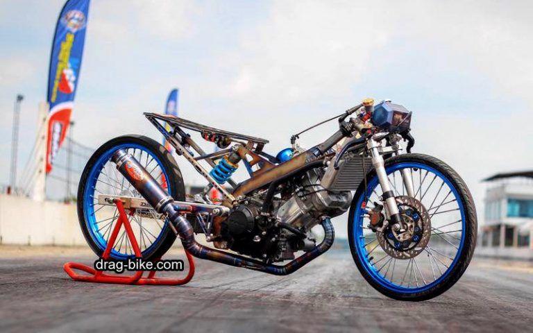 Honda Sonic Drag Bike Thailand Xe Hơi Xe đẹp Xe Cộ
