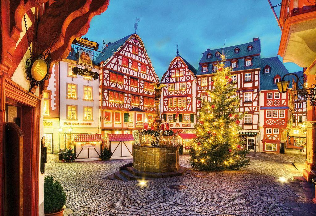 BernkastelKues (RheinlandPfalz) Travel memories, Oh