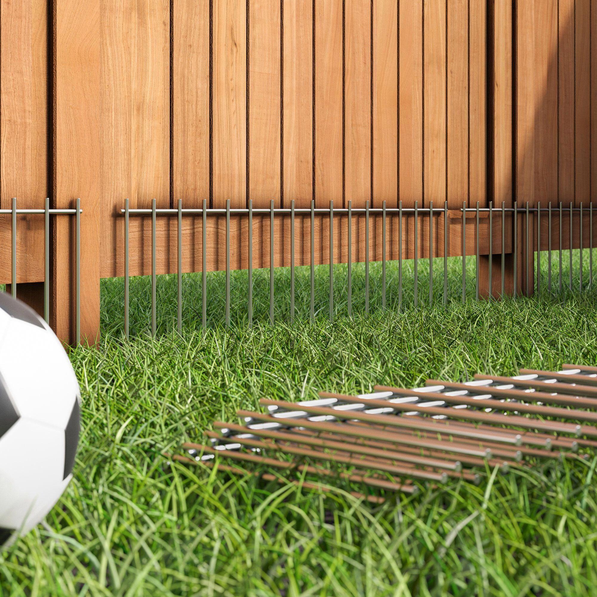 19 Remarkable Dog Fence Panels Outdoor Dog Fence Electric ...