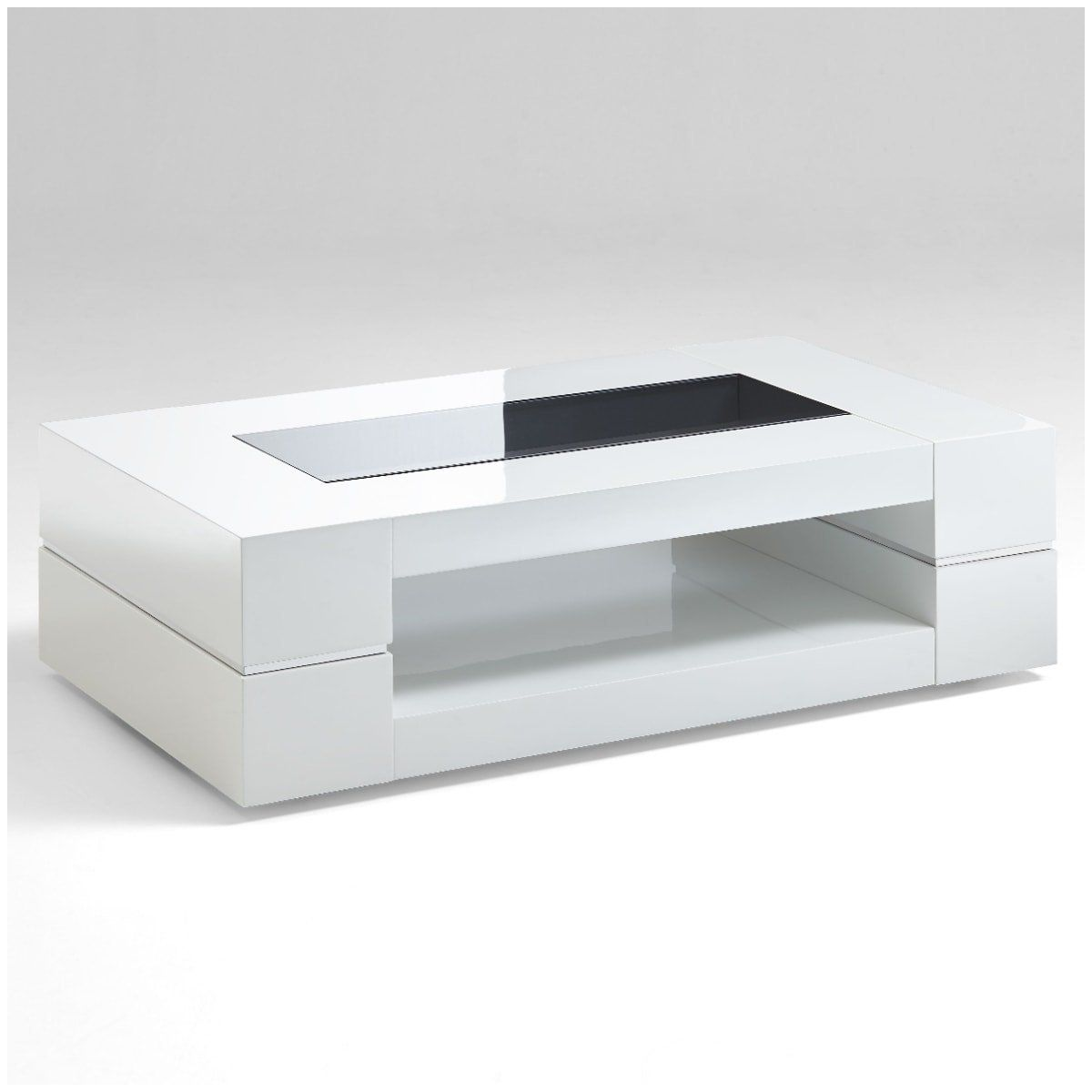 Couchtisch Weiss Hochglanz Mit Glasplatte Sera 120x70cm Glastisch Amazon De Kuche Haushalt Tea Table Design Living Table Coffee Table [ 1200 x 1200 Pixel ]