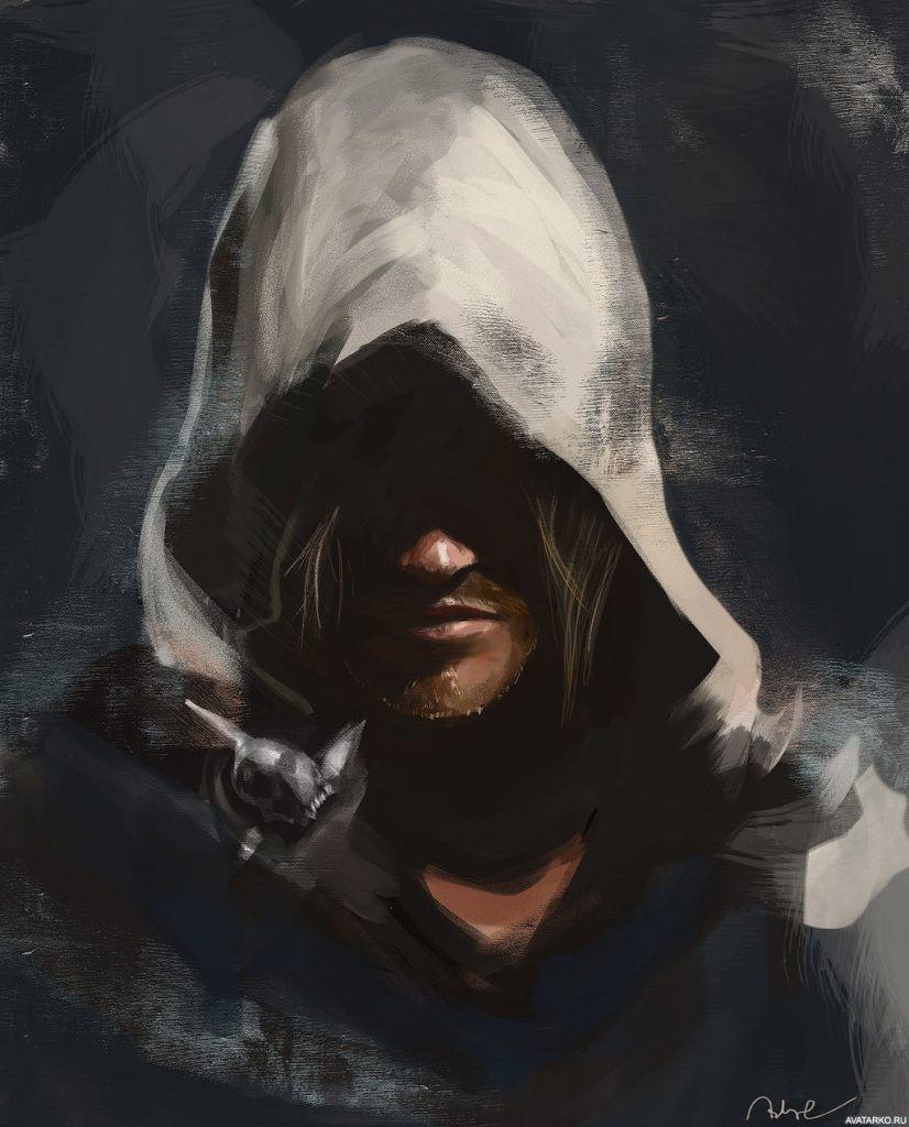 Muzhskie Kartinki Na Avu 43 Foto Assassins Creed Art Best Assassin S Creed Assassins Creed Black Flag