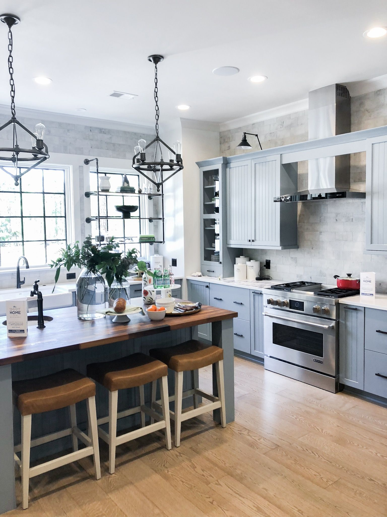 Recreate This Modern Southern Kitchen In Your Home Without A Major