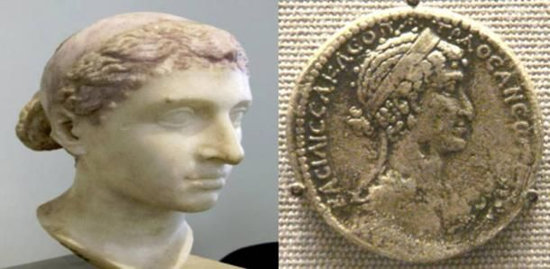 Has The Hidden Location Of The Tomb Of Cleopatra Finally Been Found Cleopatra Ancient Origins Tomb