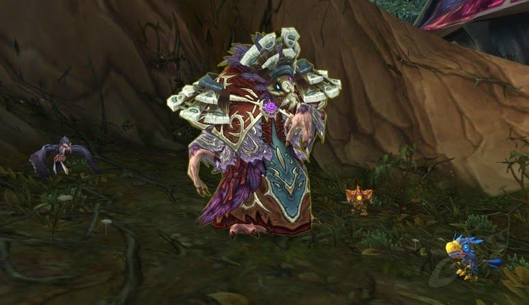 World Of Warcraft Strategies Draenor Pet Battle Daily Trainers Carry Any Lvl 1 Pet