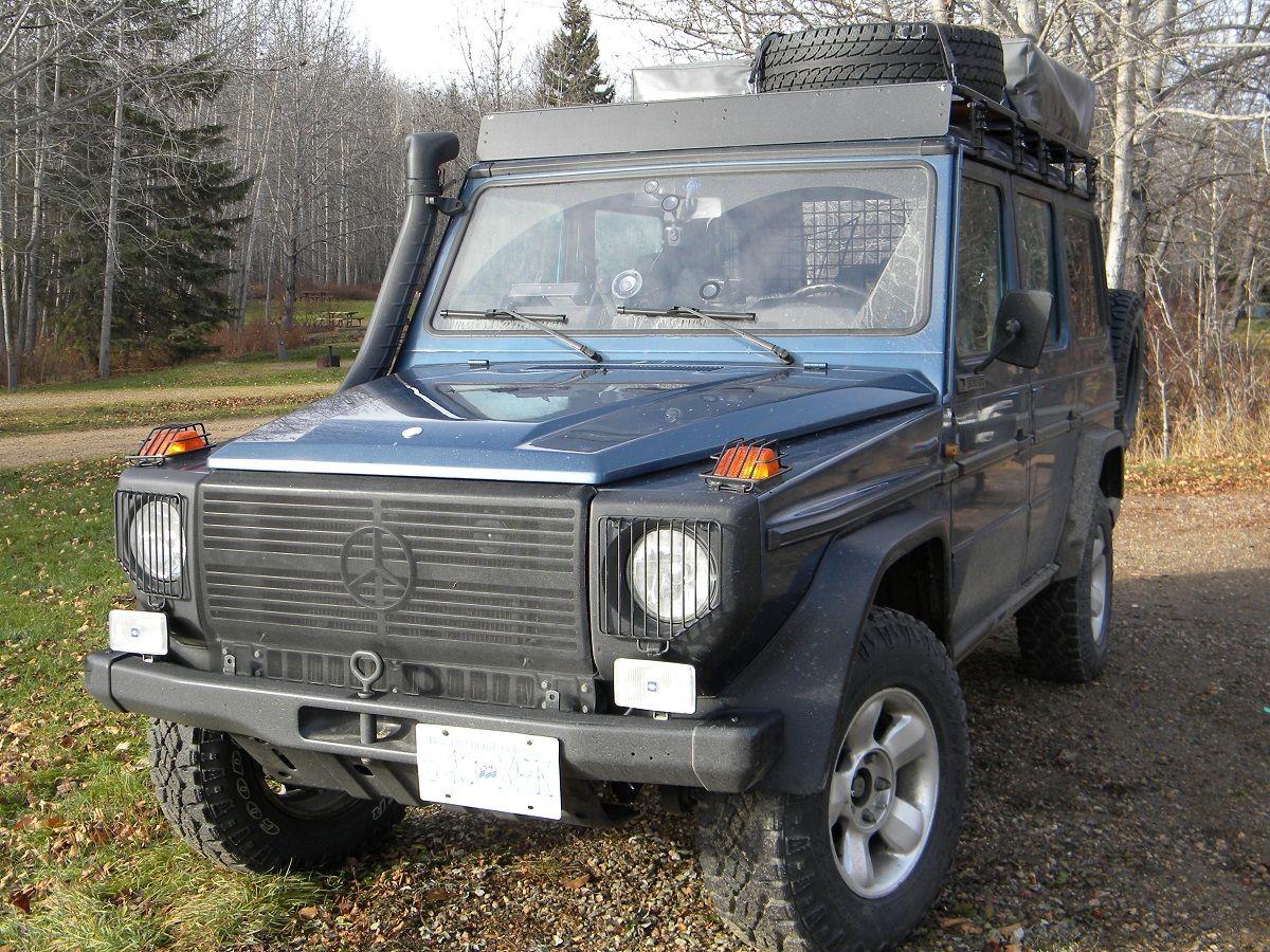 Camping expedition mercedes benz 300gd gelandewagen g for Mercedes benz 4x4 g class