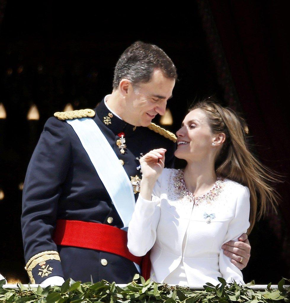 OP 20 juni 2014 werd Filipe de nieuwe koning van Spanje
