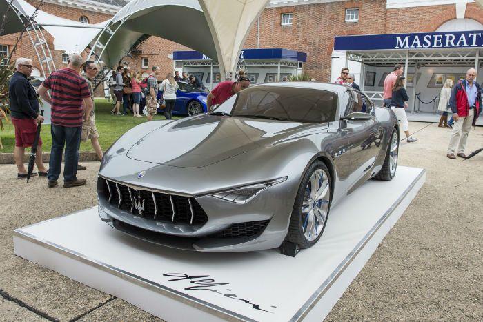2017 Maserati GT Concept