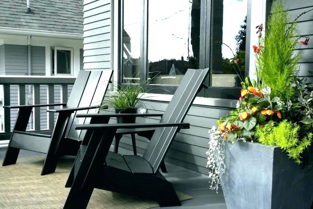 Front Porch Furniture Idea Balcony Ideas Modern Outdoor