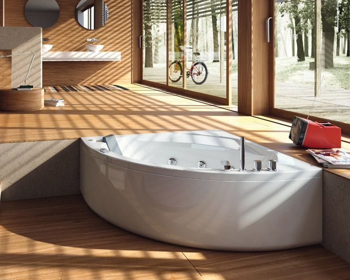 Vasche Da Bagno Angolari Glass : Bagnoidea vasca idromassaggio angolare pop graffiti vasche