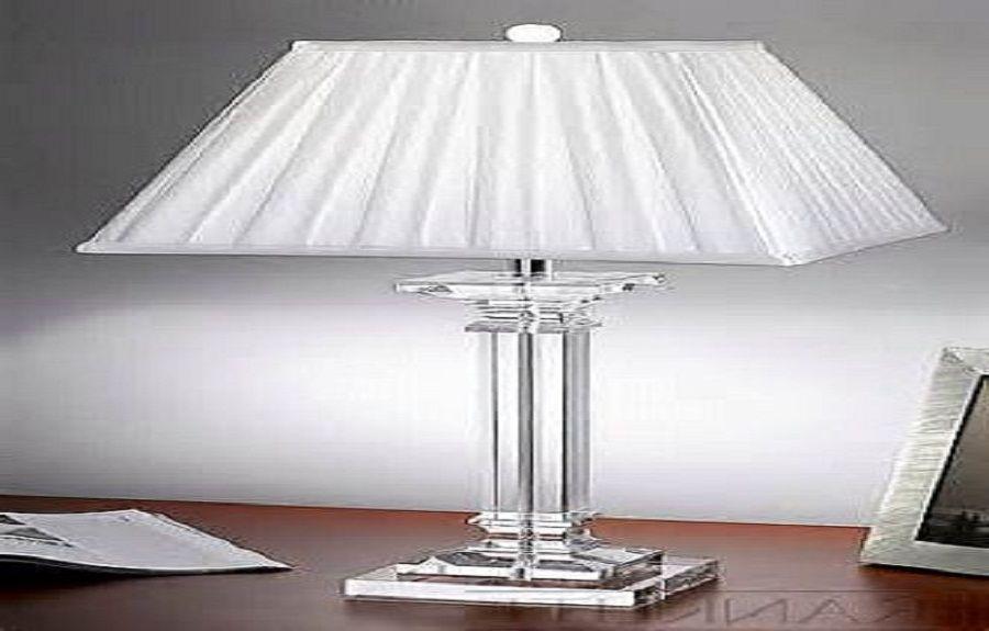 Light Crystal Table Lamp Modern Styles Http Lanewstalk Com Choosing Functional And Aesthetic Crystal Table Lamps Contemporary Table Lamps Lamps Living Room
