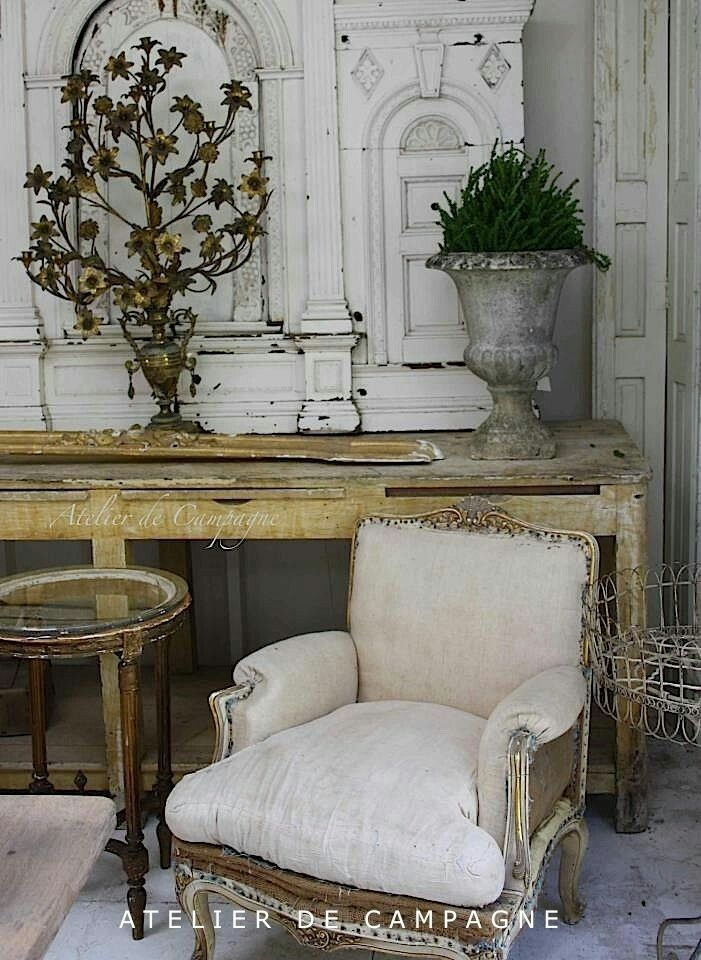French Country Style Decoration Decor French Decorating Furniture