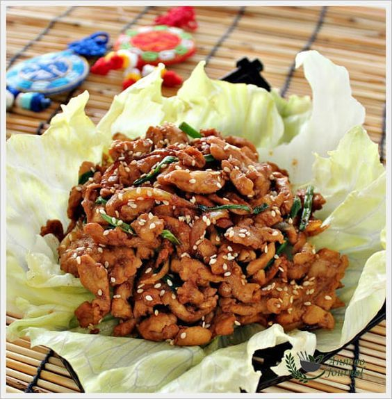Chicken Bulgogi 韩式炒鸡柳 - Anncoo Journal   Recipe   Chicken ...