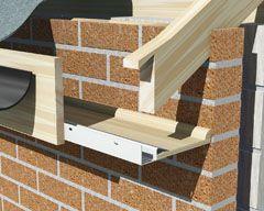 Manthorpe Continuous Soffit Vent 25 000mm2 2 44m White Soffit Ideas Roofing Continuity
