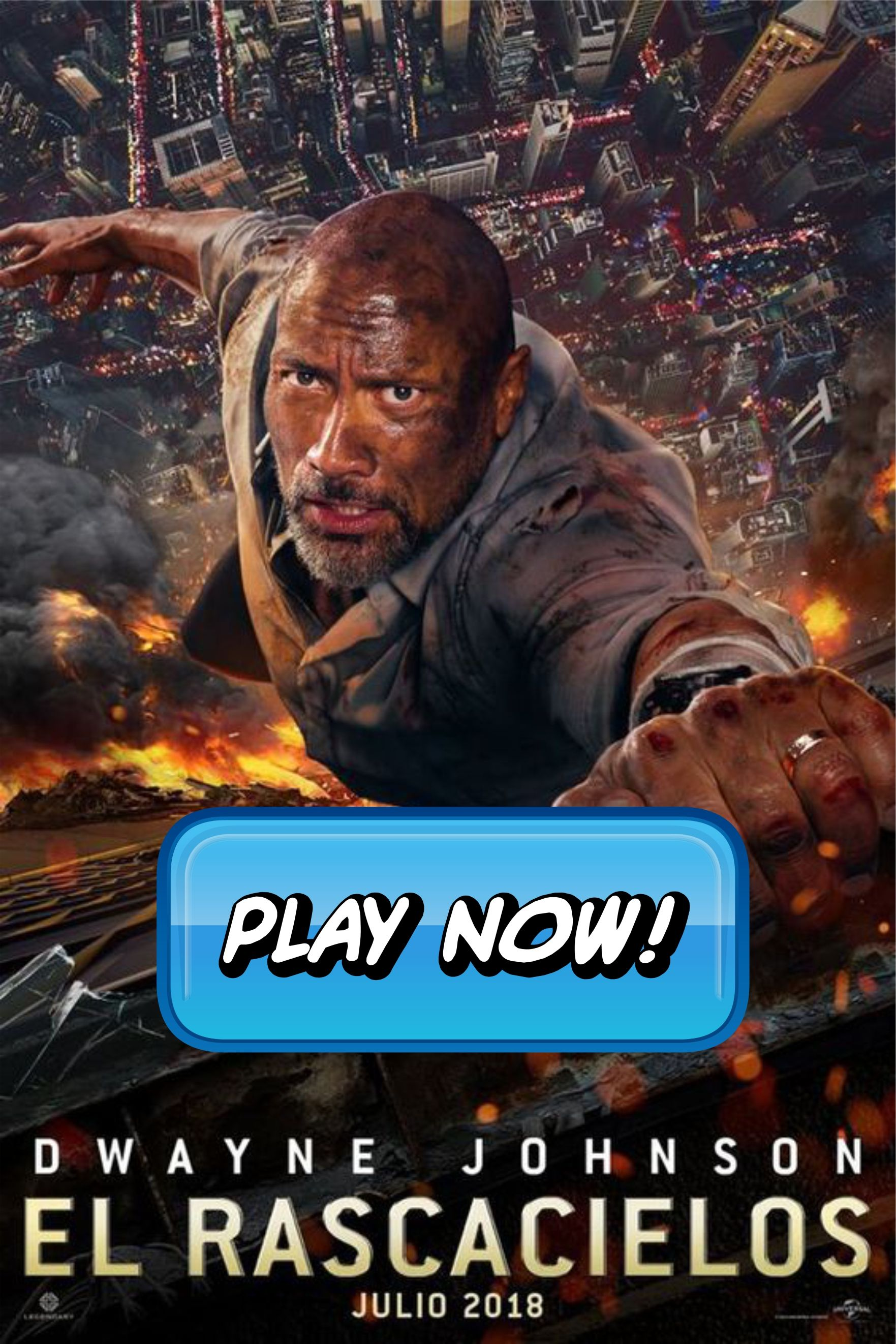 Ver El Rascacielos 2018 Online Español Pelicula Hd Completa Full Movies Free Movies Online Watch Free Movies Online