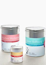 Tee-Set für Schwangerschaft und Stillzeit aus der Kategorie Umstands- & Still-Tees von Mamarella