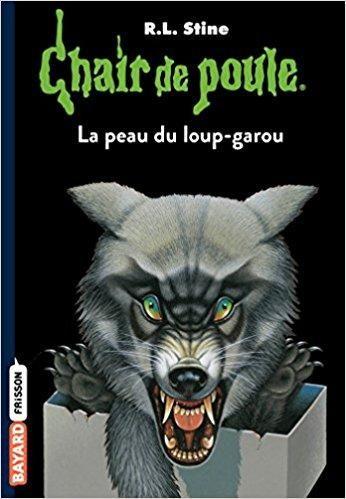 Telecharger Chair De Poule Tome 50 La Peau Du Loup Garou