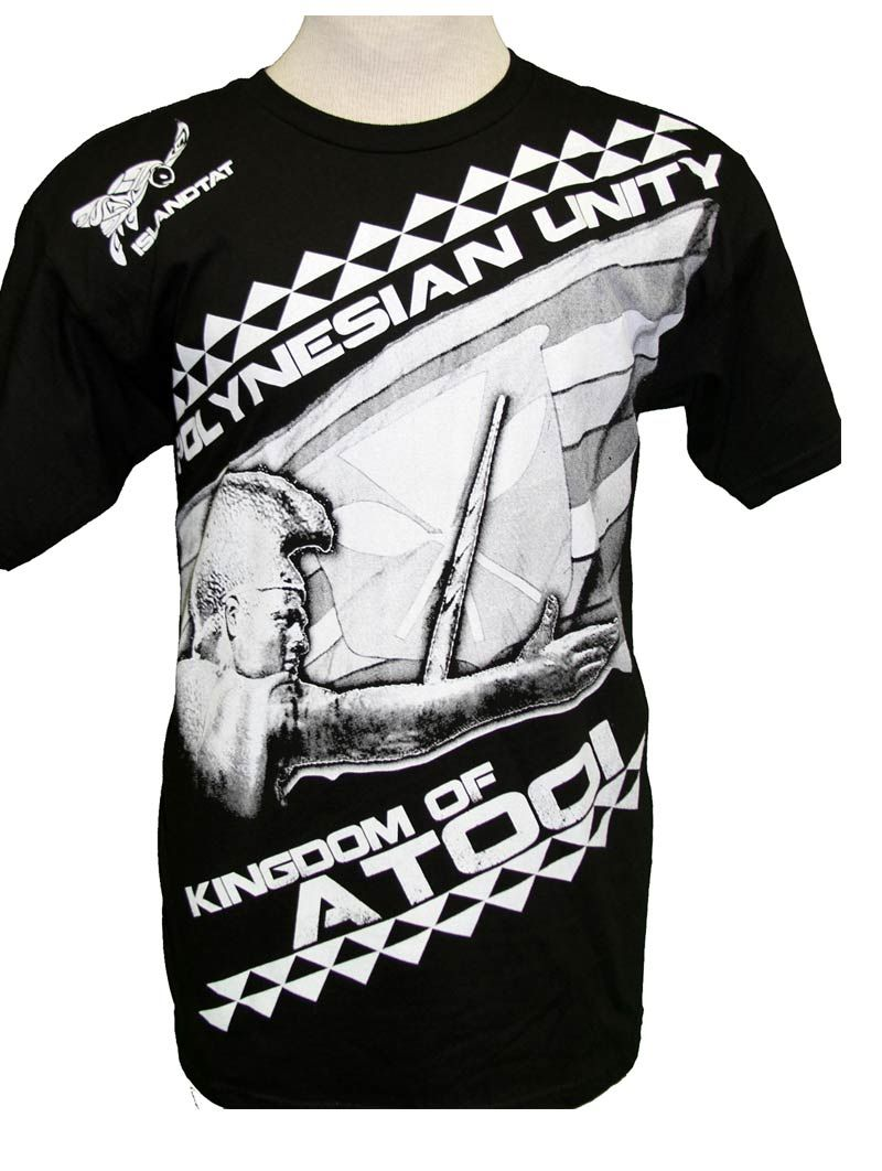 T shirt design hawaii - Polynesian Unity Shirt From Island Tat