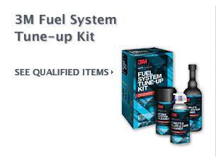 $10 Cash Rebate 3M Fuel System Tune-Up Kit    FREE CASH on Auto Parts