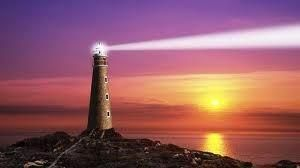 lighthouses - by Chasity Acree