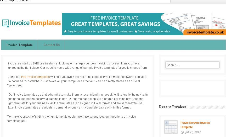 Resource for free sample invoice templates, download, customize - printing invoice