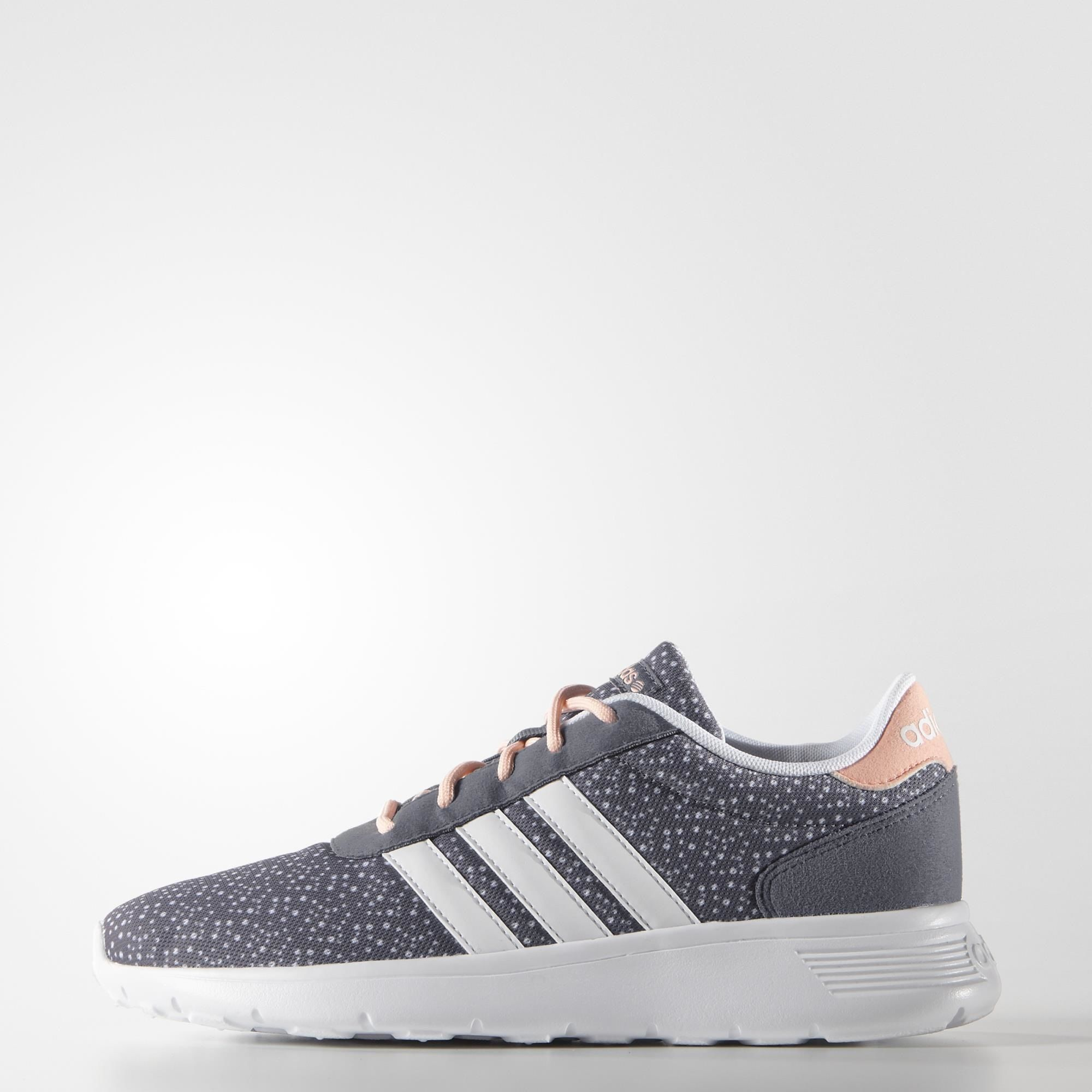 classic style shoes for cheap preview of adidas neo lite racer grau orange