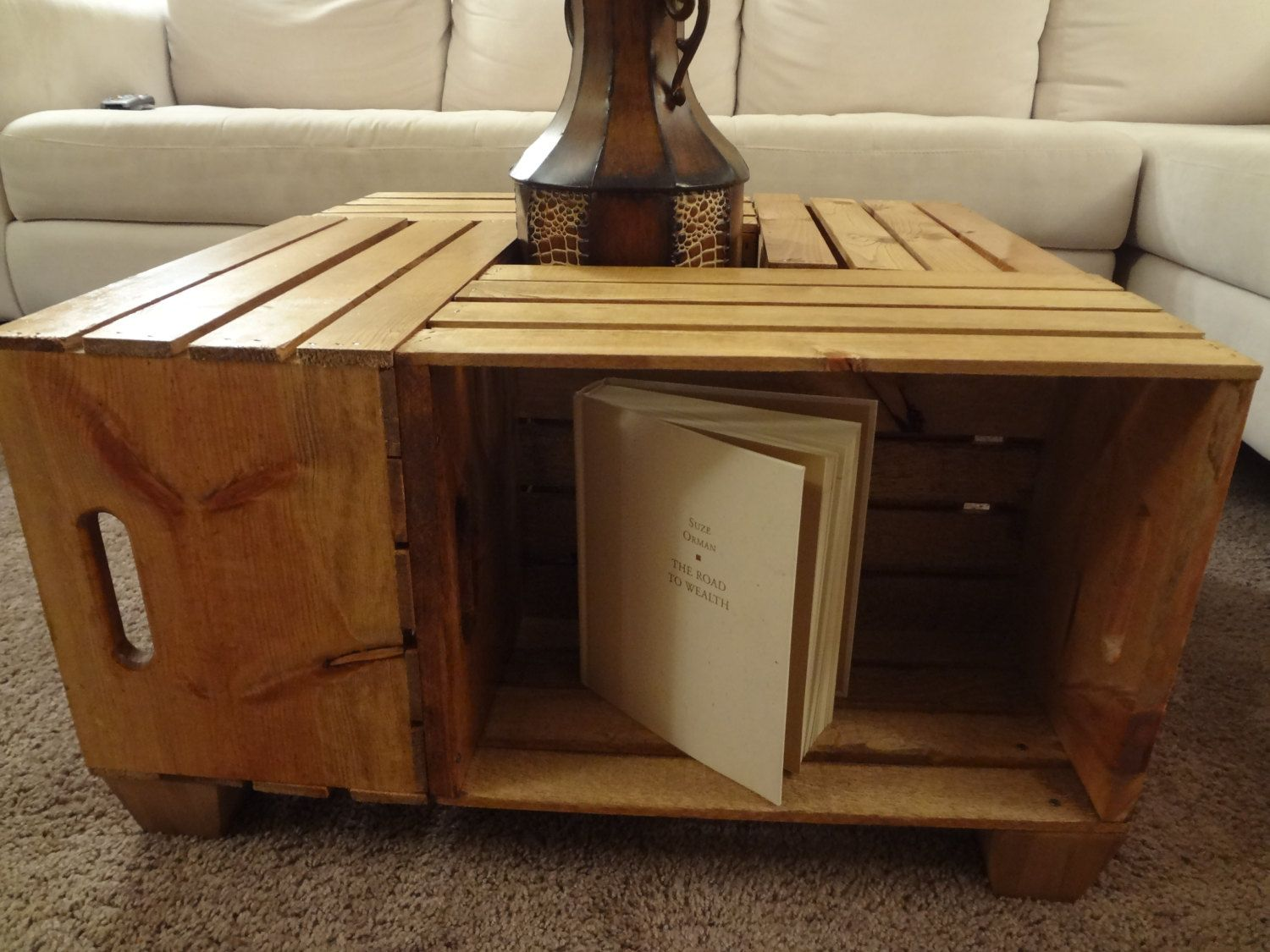 Ideas for upcycling the french wine boxes into coffee table for ideas for upcycling the french wine boxes into coffee table for conservatory geotapseo Image collections