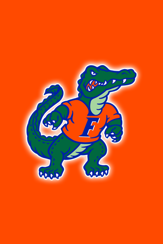 Free Florida Gators Iphone Ipod Touch Wallpapers In 2020 Florida Gators Wallpaper Florida Gators Football Wallpaper Florida Gators Football