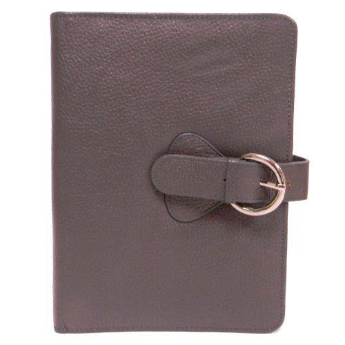 "Leather ""Ava"" Binder Classic"