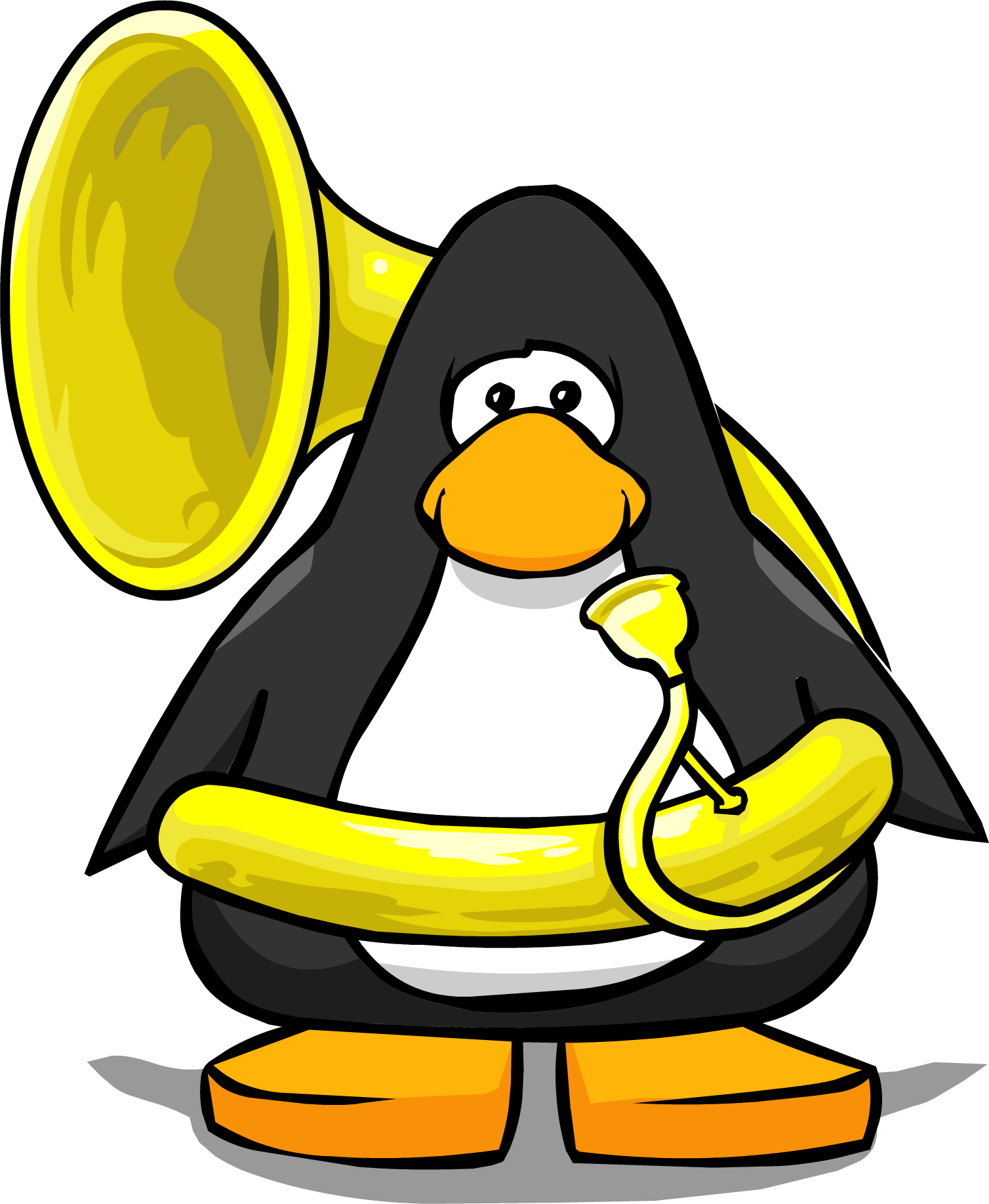 Image - Tuba picture.png - Club Penguin Wiki - The free, editable ...