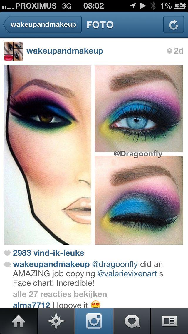 Colour art!