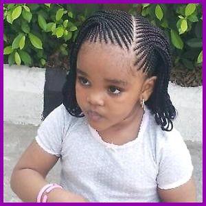 Modele De Tresse Senegalaise Pour Petite Fille 2019 Coiffures Pour Enfant Coiffures Sénégalaises Coiffure Fillette