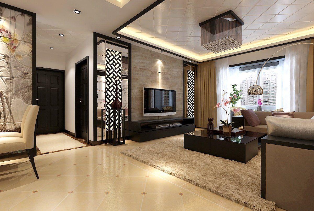 modern living room design ideas with pop ceiling simple designs diy home decor pinterest. Black Bedroom Furniture Sets. Home Design Ideas