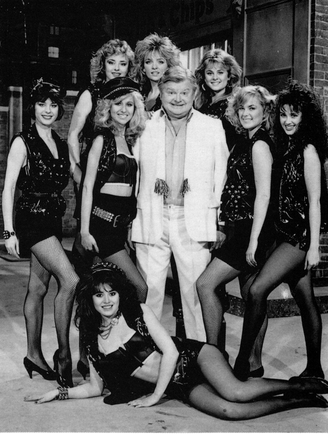 Benny Hill - before I was to discovered ANY of the other Brit Coms over the decades, I would sit and watch this show with Dad, laughing at things I didnt understand