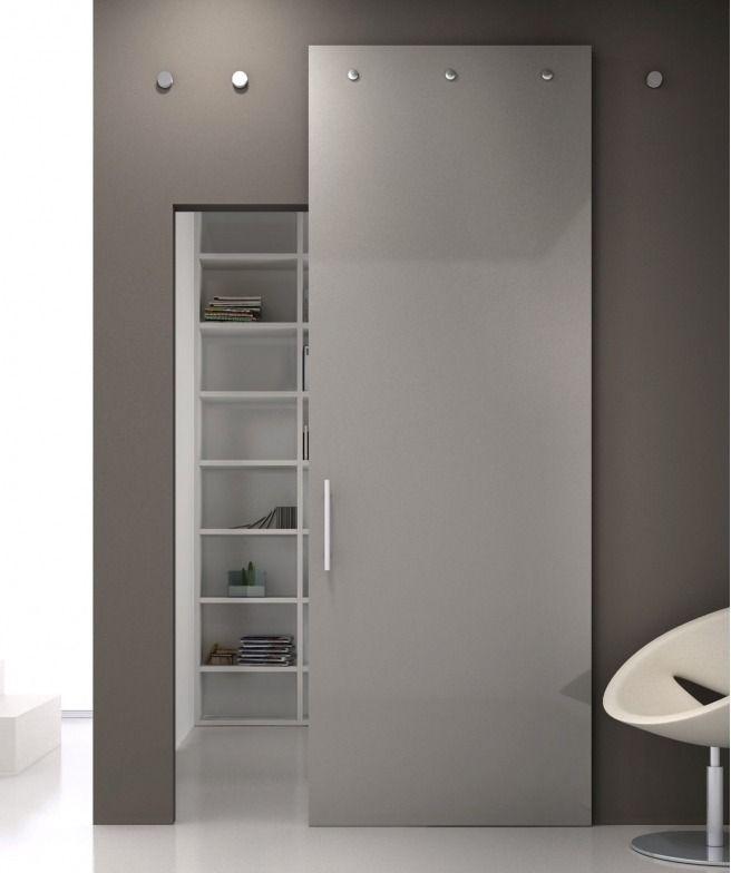 Indipendent con borchie a vista #Metalglas | Doors | Pinterest ...