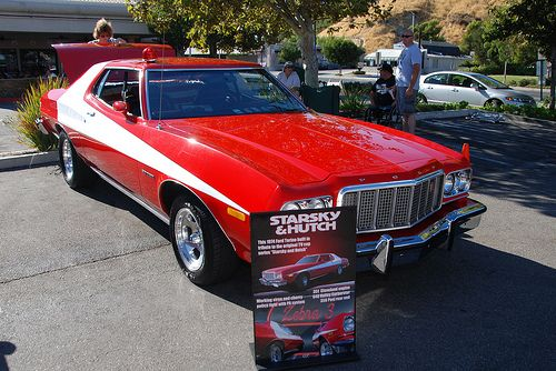 Another classic! Starsky and Hutch 1974-76 Ford Gran Torino