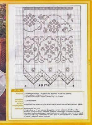 Victoria - Handmade Creations : Δαντέλες πλεκτές- σχέδια