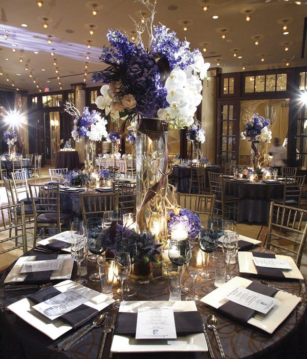 Stunning ballroom weddings tall vases manzanita and reception branches of manzanita in tall vases add a natural woodsy element to the serene space b i love the centerpieces this is ideal for me with our colors and junglespirit Image collections