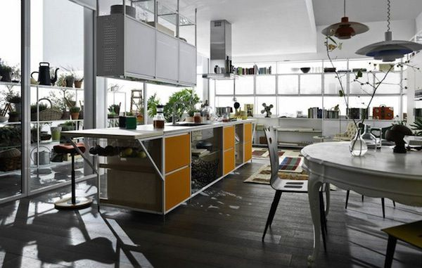 moderne k chen italien k cheninsel pimp my kitchen pinterest k cheninsel moderne k che. Black Bedroom Furniture Sets. Home Design Ideas